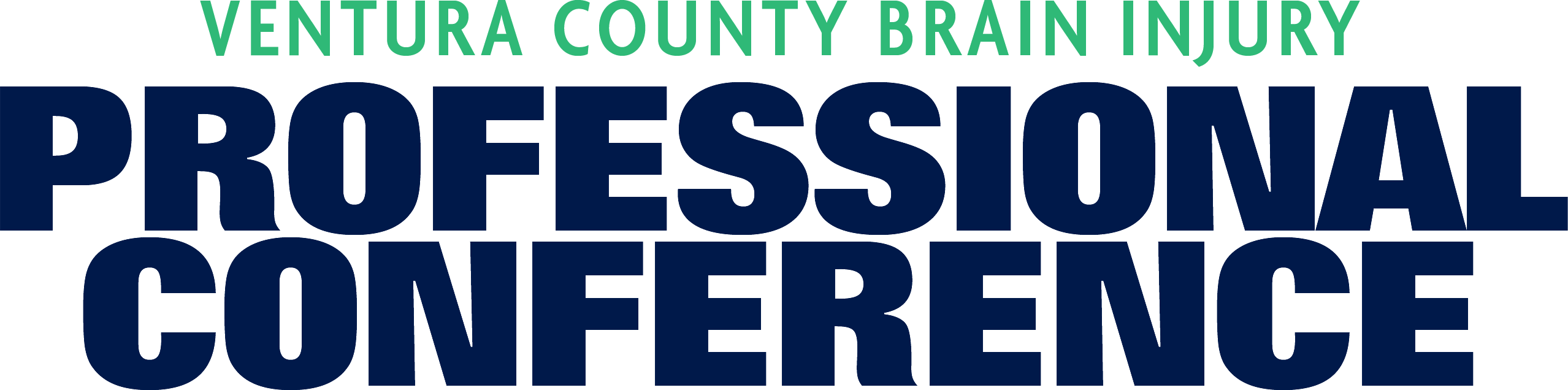 Logo of Ventura County Brain Injury Professional Conference.